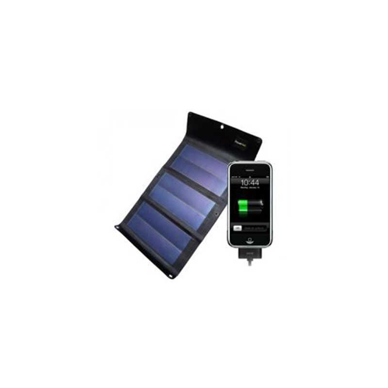 chargeur solaire panneau solaire powertec 3 usb powertec. Black Bedroom Furniture Sets. Home Design Ideas