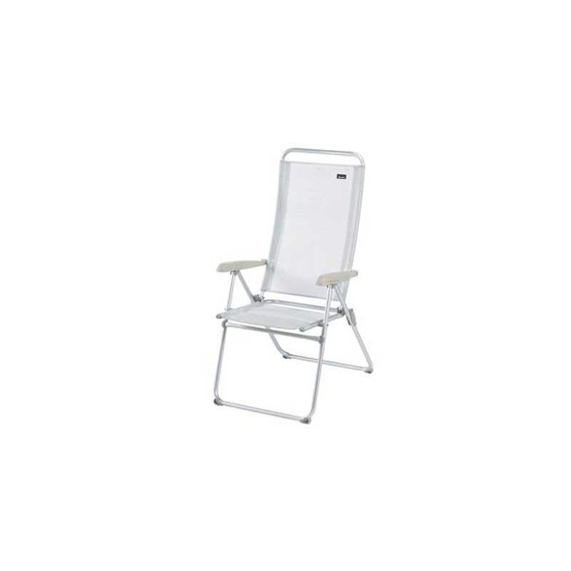 fauteuil de camping fauteuil camping alu trigano blanc trigano. Black Bedroom Furniture Sets. Home Design Ideas