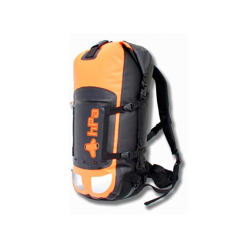 sac a dos etanche sac a dos dry backpack etanche 40 l orange hpa. Black Bedroom Furniture Sets. Home Design Ideas