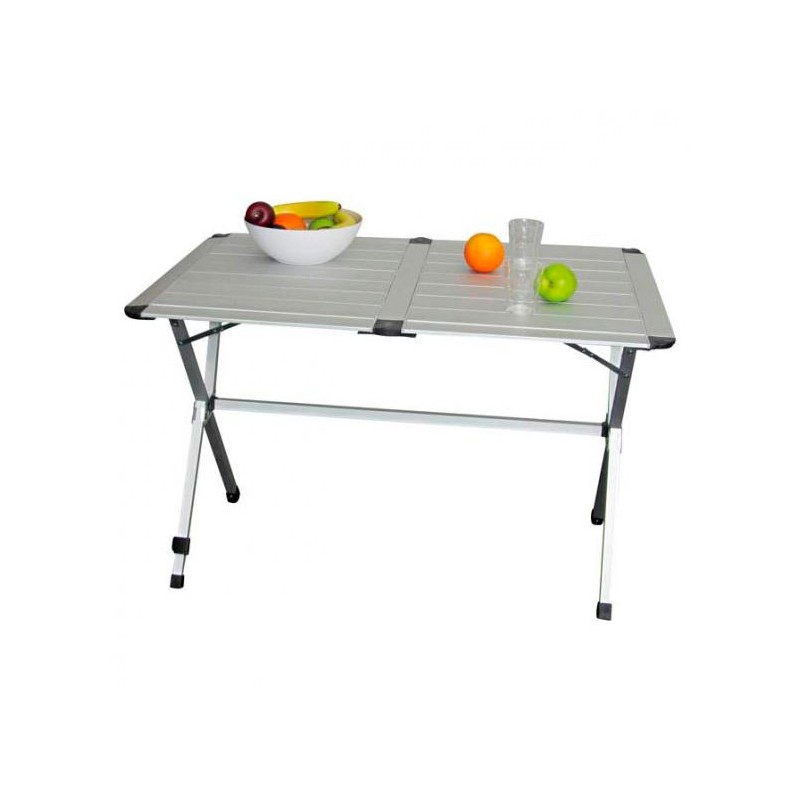 Meuble camping table pliante gap less 4 personnes midland for Table 4 personnes