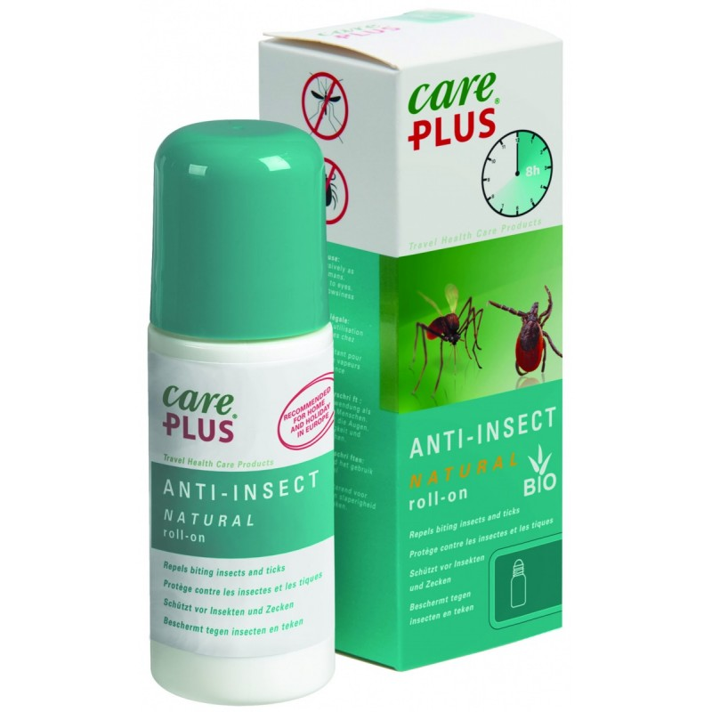 Traitement Insecte Et Nuisible R Pulsif Roll On Anti