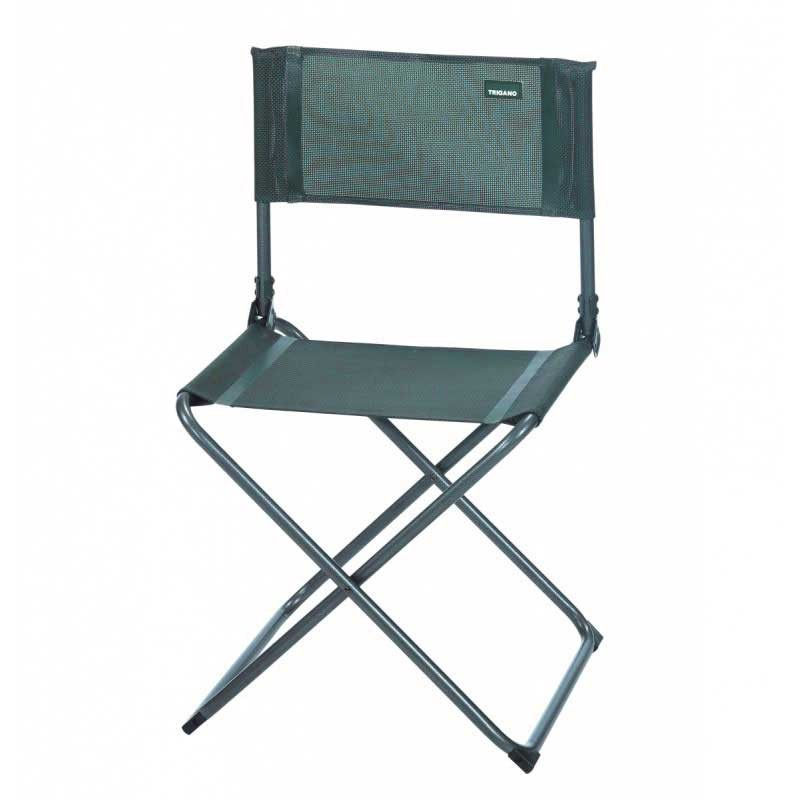 Chaise de camping chaise de camping air cedre trigano for Chaise de camping