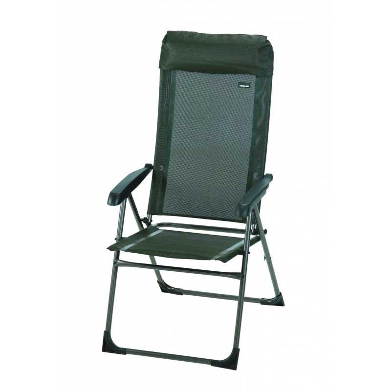 fauteuil de camping fauteuil camping acier cedre trigano. Black Bedroom Furniture Sets. Home Design Ideas