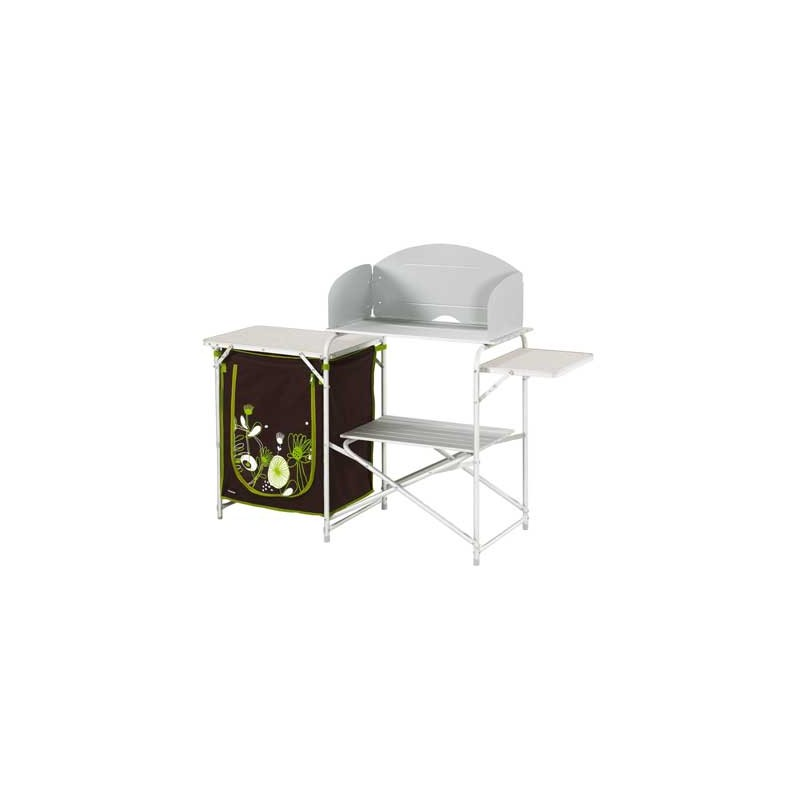 meuble cuisine meuble cuisine camping avec desserte trigano chocolat trigano. Black Bedroom Furniture Sets. Home Design Ideas