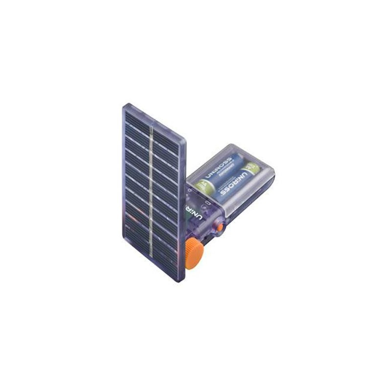 chargeur solaire solar charger uniross. Black Bedroom Furniture Sets. Home Design Ideas
